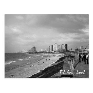 Tel Aviv, Israël Briefkaart