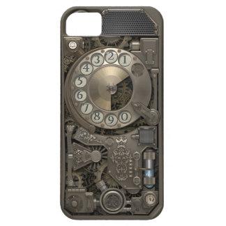 Telefoon van de Wijzerplaat van het Metaal van Barely There iPhone 5 Hoesje