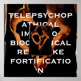 TELEPSYCHOPATHICAL IMMUNO-BIOCHEMISCH AANGAANDE… POSTER