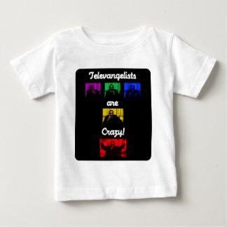 Televangelists is Gek! T-shirt (Baby)