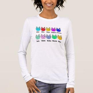 Tellende Spaanse Katten T Shirts