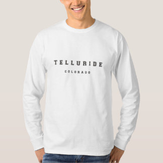 Telluride Colorado T Shirt