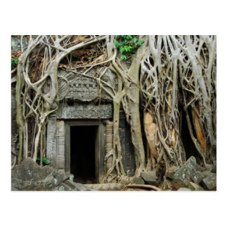 tempels angkor briefkaart