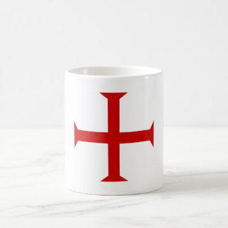 templar teutonic hospitall van Malta van het Koffiemok
