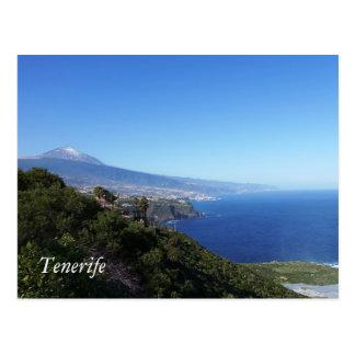 Tenerife/Teneriffa Briefkaart