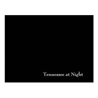 Tennessee bij Nacht Briefkaart