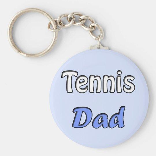 Tennis Dad Sleutelhanger