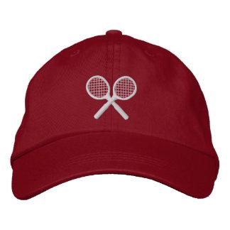 Tennis - geborduurd