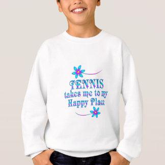Tennis Mijn Gelukkige Plaats Trui