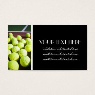Tennis Pro Visitekaartjes