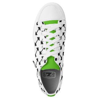 Tennisschoen van de Geschiktheid van de Gymnastiek Low Top Schoenen