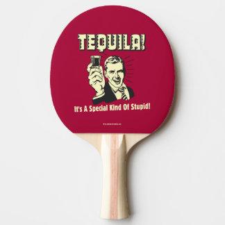 Tequila: Speciaal Soort Stom Tafeltennis Bat