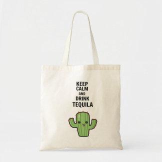 Tequila van de drank draagtas