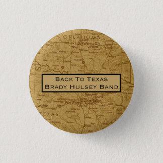 Terug naar de knoop van Texas Ronde Button 3,2 Cm