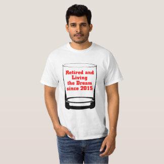 Teruggetrokken en Levend de Droom sinds 2015. T Shirt