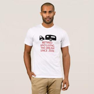 Teruggetrokken en Levend de Droom sinds T Shirt