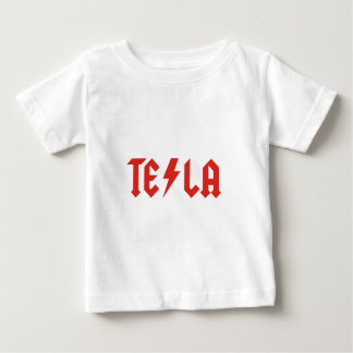 Tesla Baby T Shirts