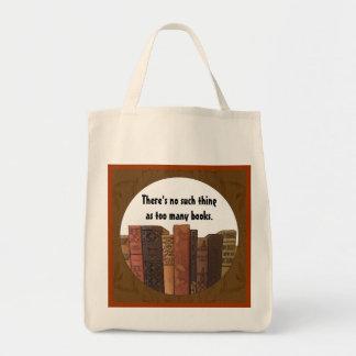 teveel boekenbolsa draagtas