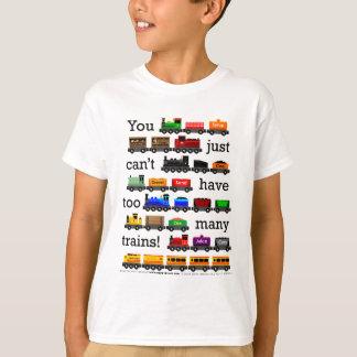 Teveel Treinen T Shirt
