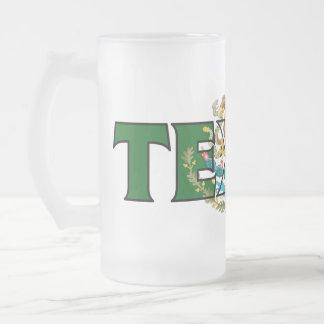 Tex - Mex Berijpte Mok