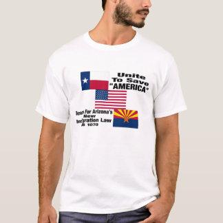 """Texans Officiële"""" T-shirt voor van Arizona de """""""