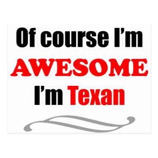 Texas is Geweldige Briefkaart