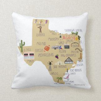 Texas werpt Hoofdkussen Sierkussen