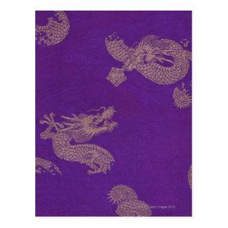 Textiel Briefkaart