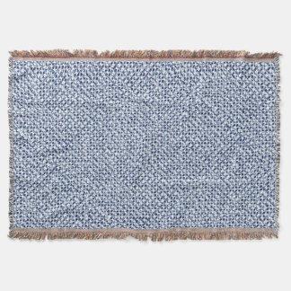 Textiel ziet Geometrisch van de Controle van Deken