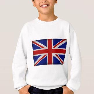 Texturé Engelse vlag van Engeland Trui