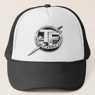 TF4LIFE het exemplaar van het LOGO Trucker Pet