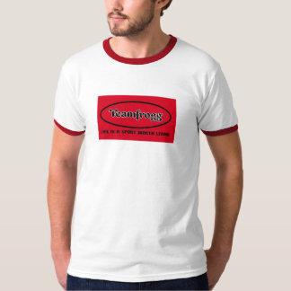 TFrogg-rood-voor-herzien T Shirt