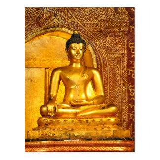 Thailand Boedha Briefkaart