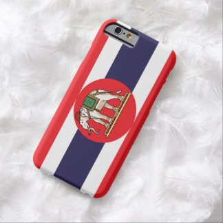 Thaise verschillende vlag barely there iPhone 6 hoesje