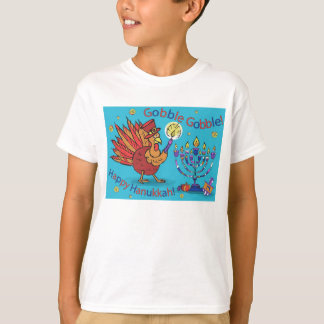 Thanksgivukkah-t T Shirt