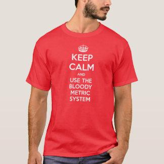 The Metric System T Shirt