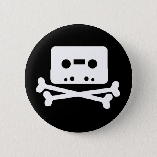 The pirate bay Button