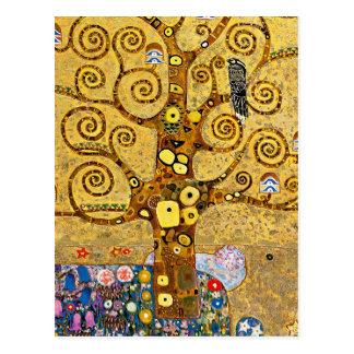 """"""" The Tree of Life """" , Gustav Klimt Briefkaart"""