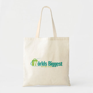 The Worlds Biggest: Cool Canvas Bag