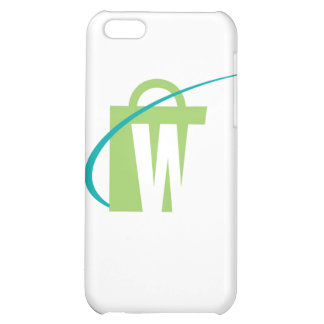 """The Worlds Biggest: iPhone """"W"""" Case iPhone 5C Case"""