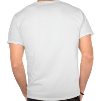 The Worlds Biggest: Men's T shirt White 2-sided