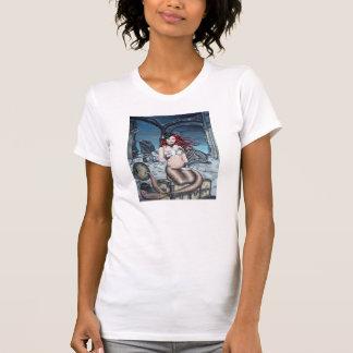 Thee in de de meermint-shirt van de Woonkamer T Shirt