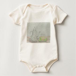 thee met munt baby shirt