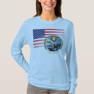 Theekransje - Opstand aan de t-shirts van Tyrannen