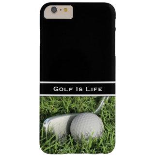 Thema het bedrijfs van het Golf Barely There iPhone 6 Plus Hoesje