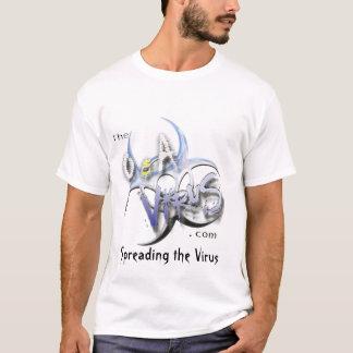 TheOandAVirus.com officiële T-shirt met druk