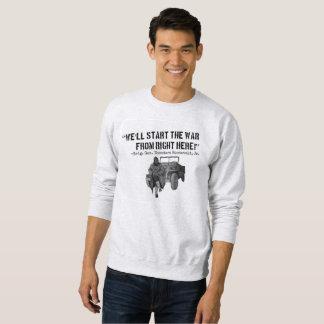 Theodore Roosevelt, de T-shirt van de D-dag WO.II