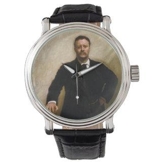 Theodore Roosevelt Horloge