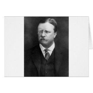 Theodore Roosevelt Kaart