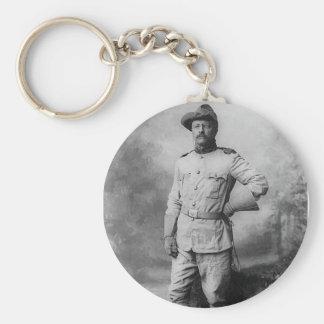 Theodore Roosevelt Sleutelhanger